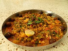 Food of the West - Undhiyu