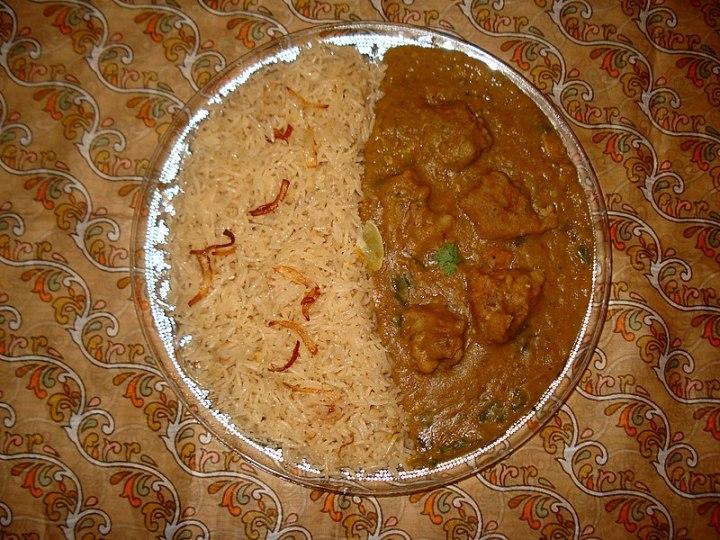 Parsi cuisine - Dhansak