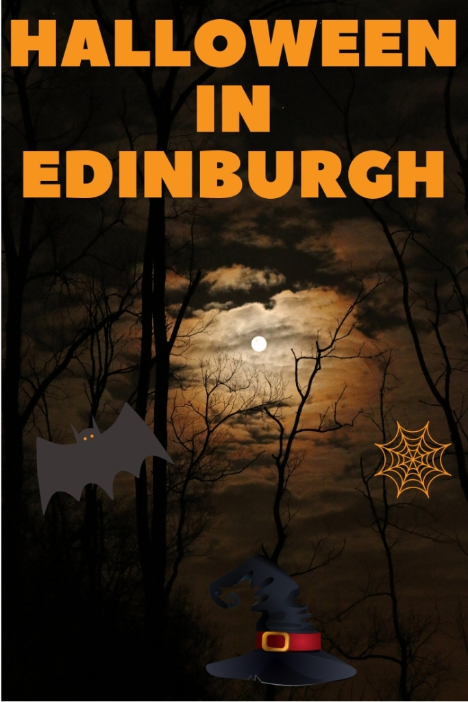 Hallowe'en in edinburgh